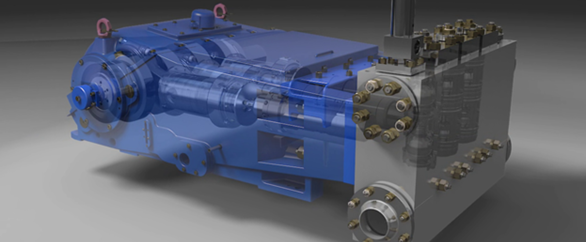 The plunger pump as reliable high-pressure pump for industry