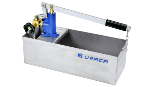 Pressure test up to 3,000 bar with high-pressure technology
