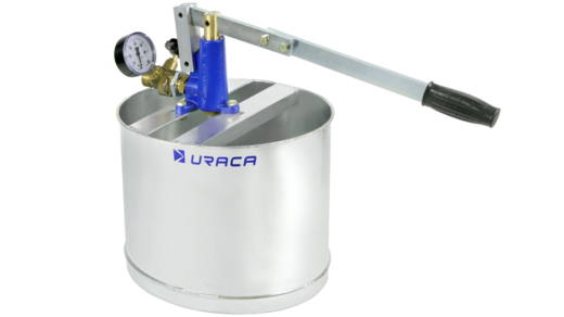 Test pumps - URACA GmbH & Co  KG